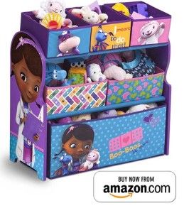 Doc Msstuffins Toy Organizer with Toys