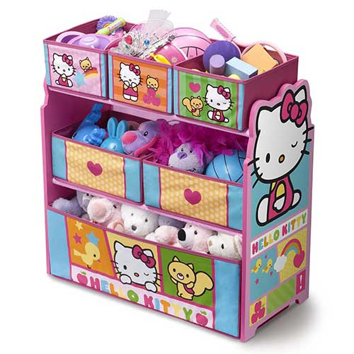 Hello Kitty Toy Organizer