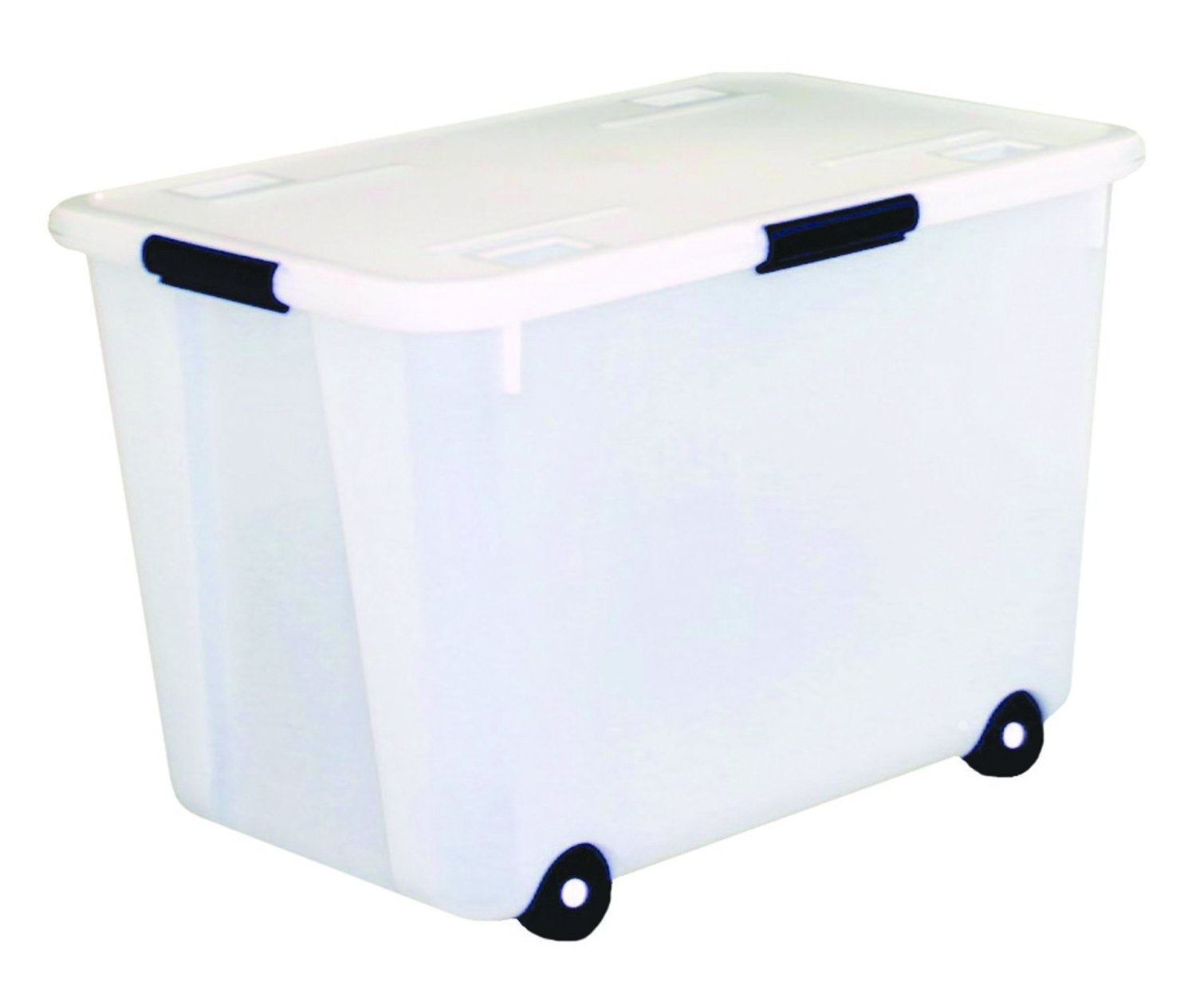 The Best Storage Bins with Wheels
