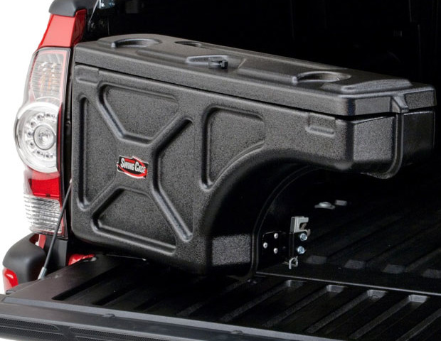 Side Tool Boxes for Pickup Trucks