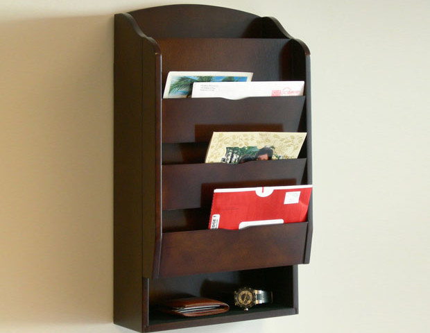 Wall Mounted Bill Organizer